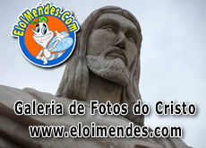 Fotos do Cristo de Elói Mendes